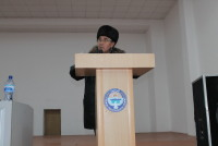 Үч-Терек айылдык  кенешинин VI-чакырылышынын эл депутаттарынын өткөрүлгөн сессияларындагы сүрөттөрү