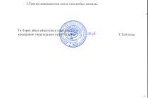 Токтом №161  5-март  2020-жылы расмий түрдө жарыяланды